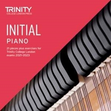 Picture of Trinity Piano Exam Pieces & Exercises 2021-23 Initial CD Only