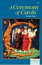 Picture of A Ceremony of Carols op. 28 SSA