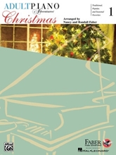 Picture of Adult Piano Adventures Christmas Book 1