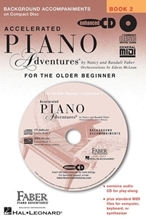 Picture of Accelerated Piano Adventures Book 2 Lesson CD only
