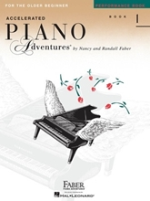 Picture of Accelerated Piano Adventures Book 1 Performance