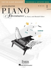 Picture of Accelerated Piano Adventures Technique & Artistry Book 1