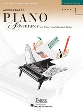 Picture of Accelerated Piano Adventures Book 1 Theory