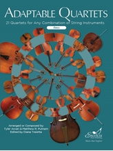 Picture of Adaptable Quartets for Strings - Bass
