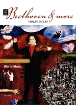 Picture of Beethoven & More Violin Duets