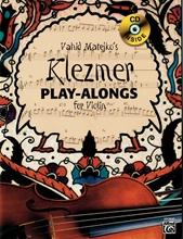 Picture of Vahid Matejko's Klezmer Play-Alongs for Violin Book/CD