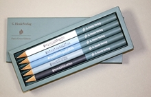 Picture of Henle Pencil Set - 5 Composers