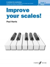 Picture of Improve Your Scales Piano Grade 1