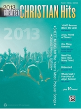 Picture of 2013 Greatest Christian Hits PVG
