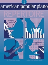 Picture of American Popular Piano Repertoire Book/CD Level 1