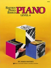 Picture of Piano Basics Level 4