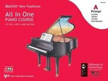 Picture of Bastien All In One Piano Course Primer A