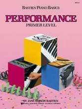 Picture of Piano Basics Performance Primer