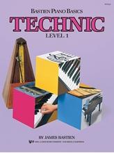 Picture of Piano Basics Technic Level 1