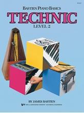 Picture of Piano Basics Technic Level 2