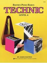 Picture of Piano Basics Technic Level 4