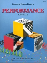 Picture of Piano Basics Performance Level 2