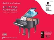 Picture of Bastien All In One Piano Course Primer B