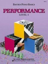 Picture of Piano Basics Performance Level 1