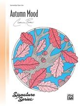 Picture of Autumn Mood Intermediate Piano Solo