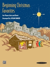 Picture of Beginning Christmas Favorites Piano Solo & Duet