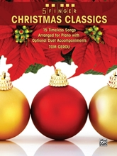Picture of 5 Finger Christmas Classics - Five Finger Piano