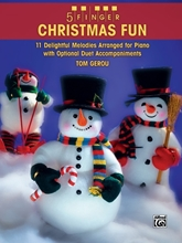 Picture of 5 Finger Christmas Fun - Elementary Piano